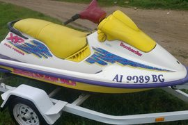 2008' Sea Doo Bombardier XP