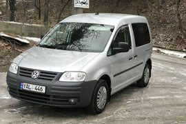 2009' Volkswagen Caddy