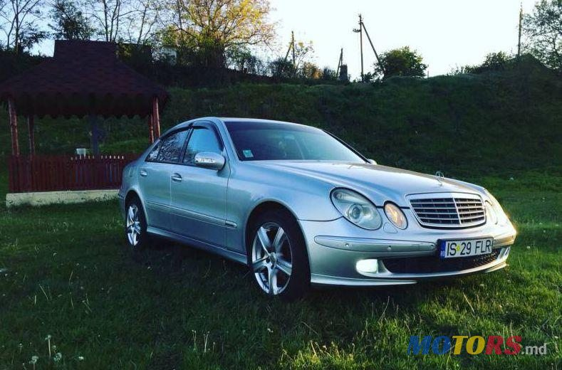 2005 39 mercedes benz e for sale 5 000 chi in u moldova. Black Bedroom Furniture Sets. Home Design Ideas