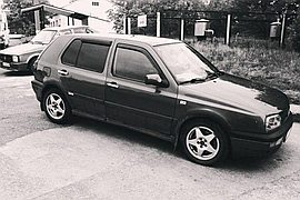 1996' Volkswagen Golf
