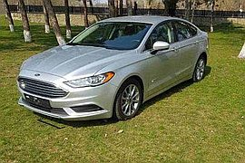 2017' Ford Fusion