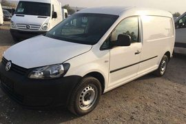 2015' Volkswagen Caddy