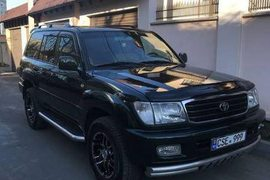 2001' Toyota Land Cruiser