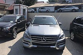 2012' Mercedes-Benz Ml