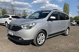 2013' Dacia Lodgy