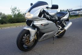 2004' Ducati Supersport 800